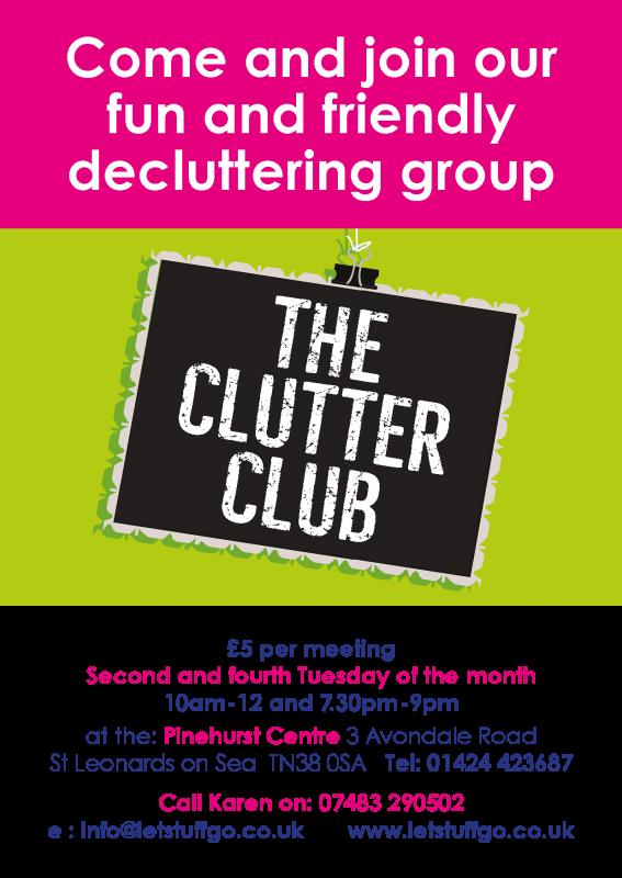2020 Clutter Club