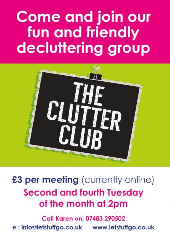 LetStuffGoClutter ClubJan2021